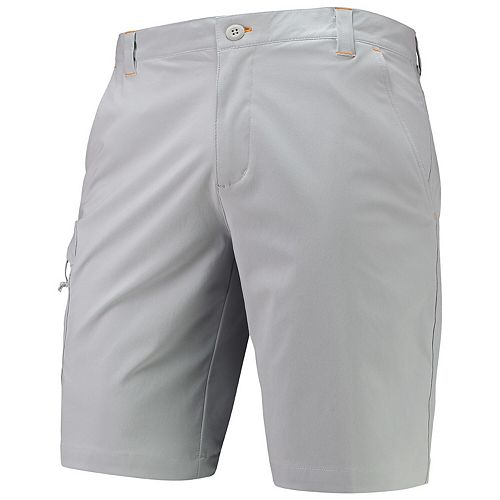 Men's Columbia Gray Tennessee Volunteers Collegiate Terminal Tackle Omni-Shield Shorts