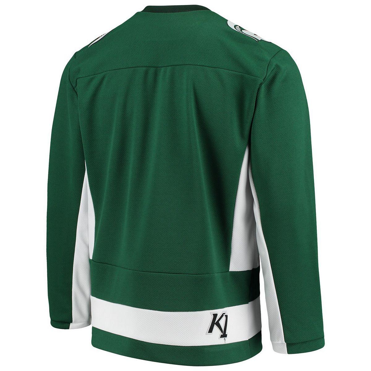 Michigan State Spartans Replica Hockey Jersey - Green pYHLu