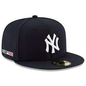 NEW ERA NEW YORK YANKEES BASIC OLIVE   MLB FITTED CAP HAT 59FIFTY  AUTHENTIC