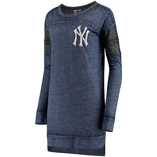 Women's Concepts Sport Navy New York Yankees Touchstone Nightshirt