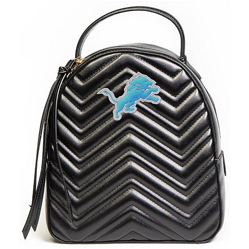 Cuce Detroit Lions Safety Mini Backpack