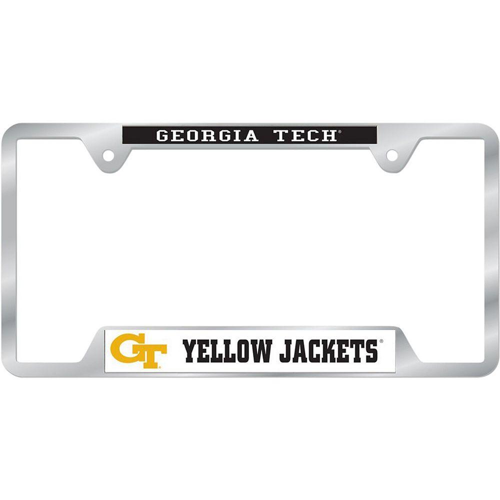 WinCraft Georgia Tech Yellow Jackets License Plate Frame