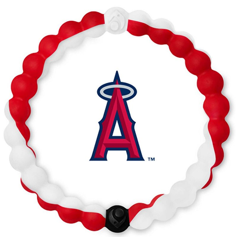 Los Angeles Angels Lokai Bracelet. Adult Unisex. Size: Medium. Red