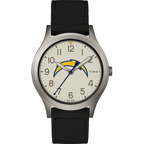 Women's Timex San Diego Chargers Ringer Watch