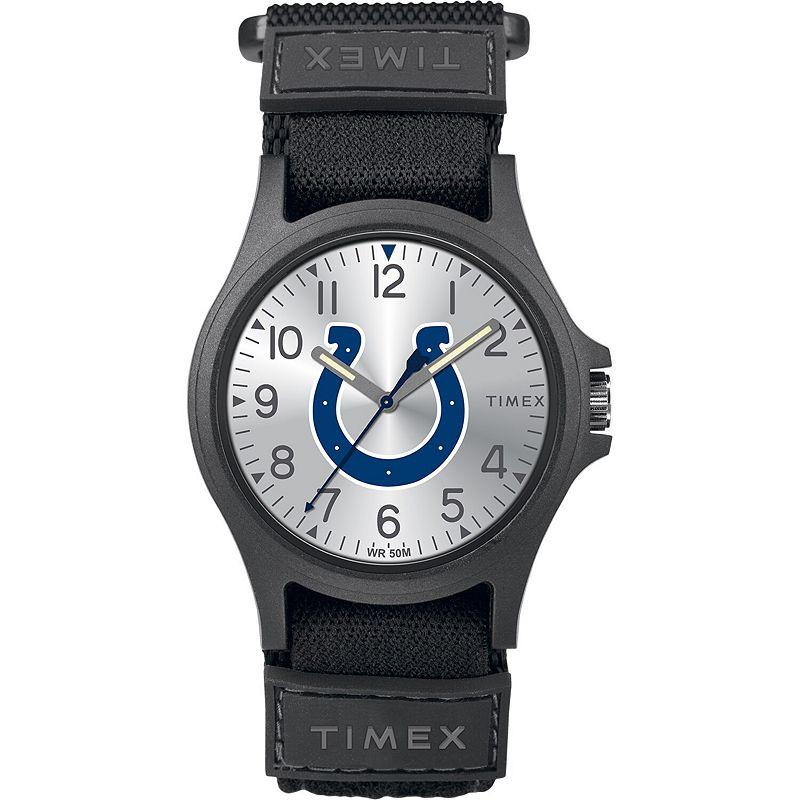 Men's Timex Indianapolis Colts Pride Watch. Multicolor