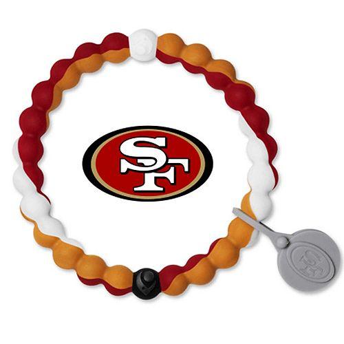 San Francisco 49ers Lokai Bracelet