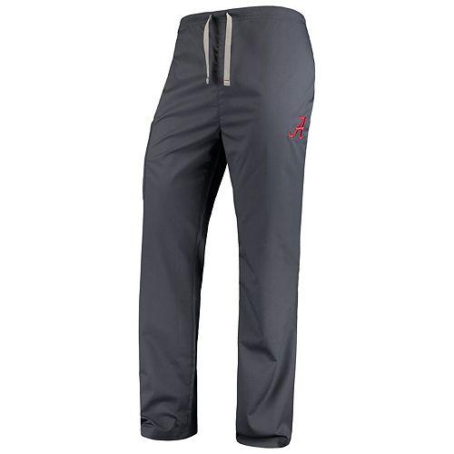 Charcoal Alabama Crimson Tide Drawstring Cargo Pants