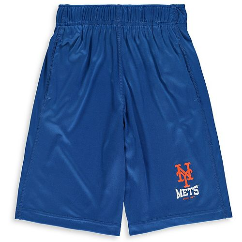 Youth Royal New York Mets Link Up Performance Shorts