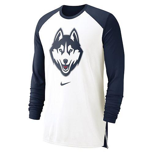 Mens UConn Huskies Polo Shirt