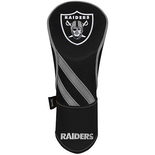 Oakland Raiders Individual Fairway Headcover