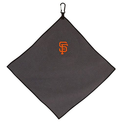"San Francisco Giants 15"" x 15"" Microfiber Golf Towel"