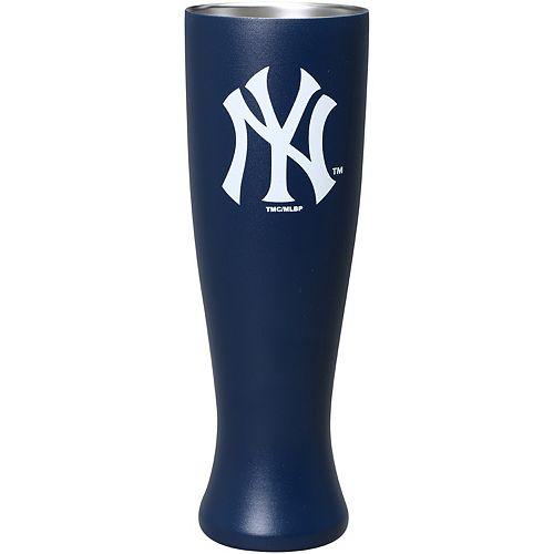 New York Yankees 20oz. Team Color Stainless Steel Pilsner