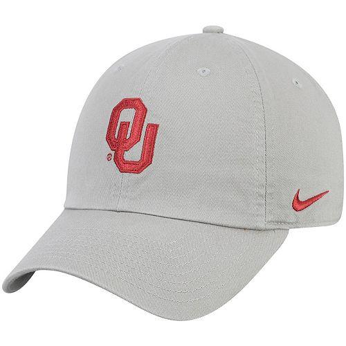 look good shoes sale buy sale best Men's Nike Gray Oklahoma Sooners Heritage 86 Performance ...