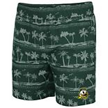 Men's Colosseum Green Oregon Ducks Maui Swim Shorts