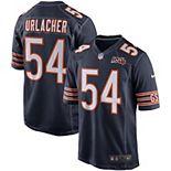 Men's Nike Brian Urlacher Navy Chicago Bears 100th Season Retired Game Jersey