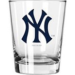 New York Yankees 15oz. Double Old Fashioned Glass