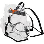 The Northwest Texas Longhorns Lucia Clear Backpack