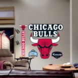 Fathead® Chicago Bulls Logo Wall Decal