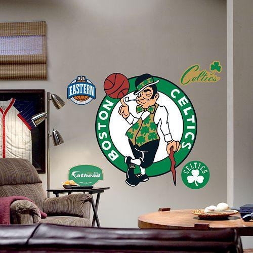 Fathead® Boston Celtics Logo Wall Decal