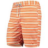 Men's johnnie-O Orange Texas Longhorns Shiloh Swim Shorts