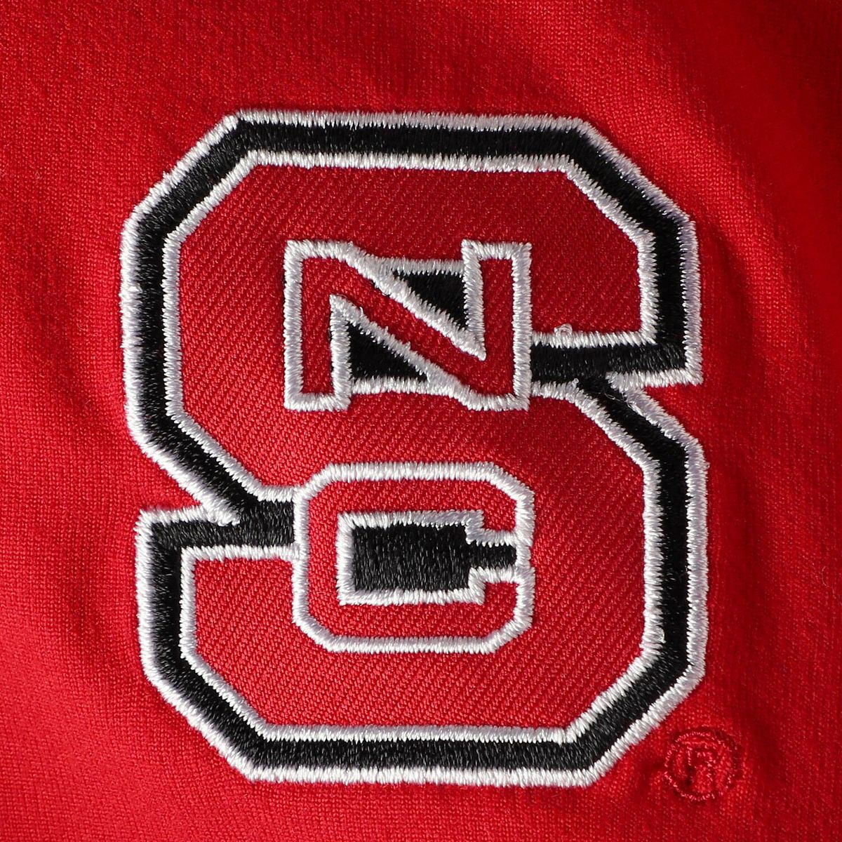 Men's Colosseum Red NC State Wolfpack Capital City Polo h09iw
