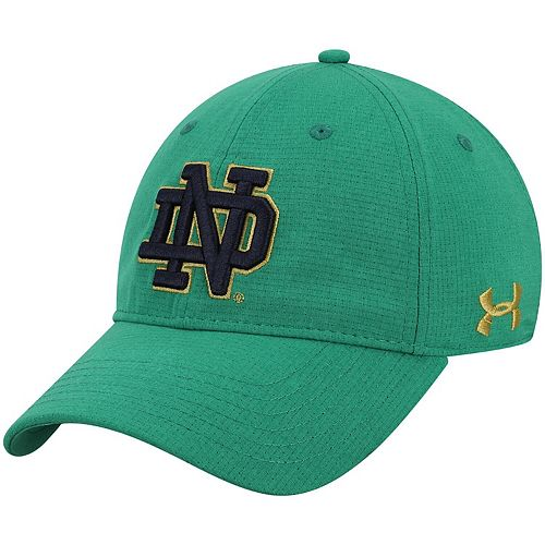 finest selection cheap sale super cheap Men's Under Armour Kelly Green Notre Dame Fighting Irish Sideline ...