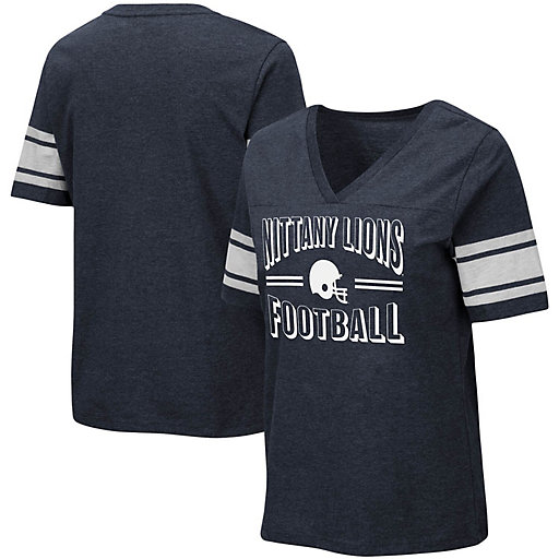 Christian Campbell Penn State Nittany Lions Football Jersey Navy