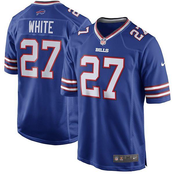 Men's Nike Tre'Davious White Royal Buffalo Bills Game Jersey