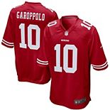 Youth Nike Jimmy Garoppolo Scarlet San Francisco 49ers Game Jersey