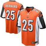 Mens Cincinnati Bengals Giovani Bernard Nike Orange Alternate Game Jersey