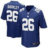 Youth Nike Saquon Barkley Royal New York Giants Game Jersey