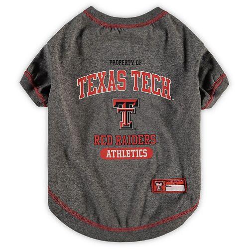 Texas Tech Red Raiders Pet T-Shirt