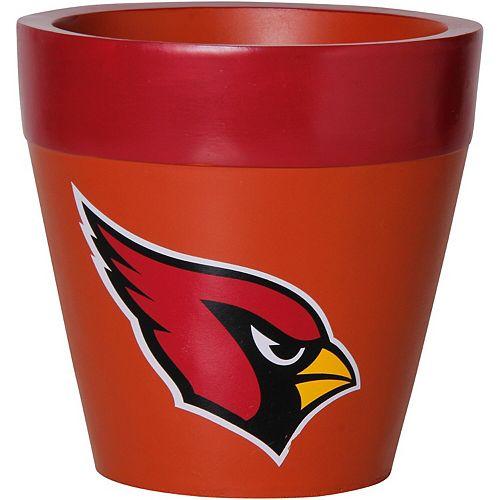 Arizona Cardinals Team Planter Flower Pot