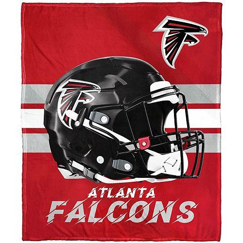 "The Northwest Company Atlanta Falcons 50"" x 60"" Protector Silk Touch Throw"