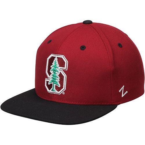 Men's Zephyr Cardinal Stanford Cardinal Z11 Snapback Adjustable Hat