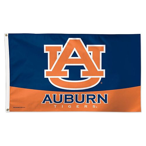 WinCraft Auburn Tigers Deluxe 3' x 5' Flag