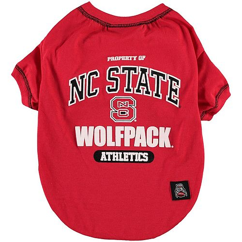 NC State Wolfpack Pet T-Shirt