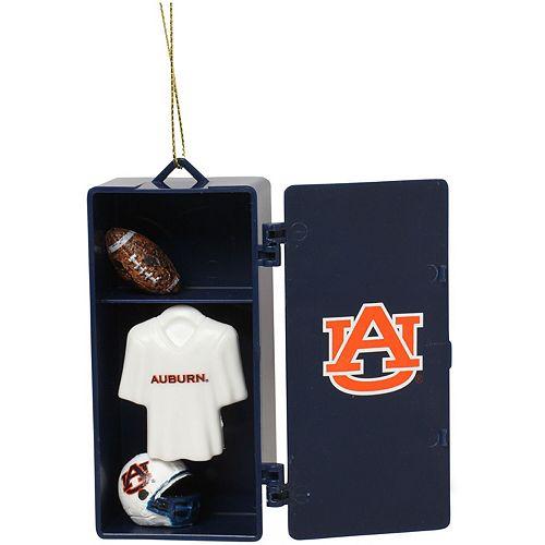 Auburn Tigers Team Locker Ornament