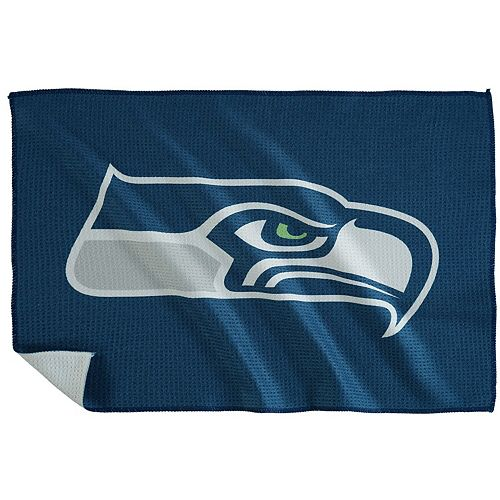 "Seattle Seahawks 16"" x 24"" Microfiber Towel"