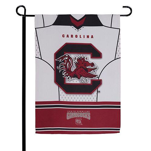 "South Carolina Gamecocks 12.5"" x 18"" Double-Sided Jersey Foil Garden Flag"