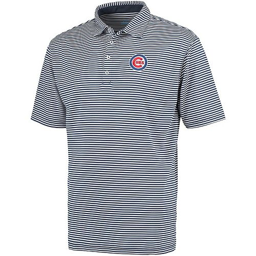 Men's johnnie-O Royal Chicago Cubs Bunker Polo