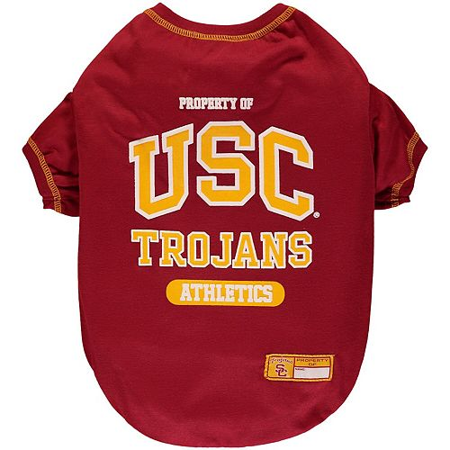 USC Trojans Pet T-Shirt