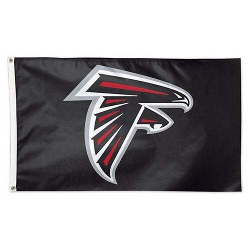 WinCraft Atlanta Falcons Deluxe 3' x 5' Flag