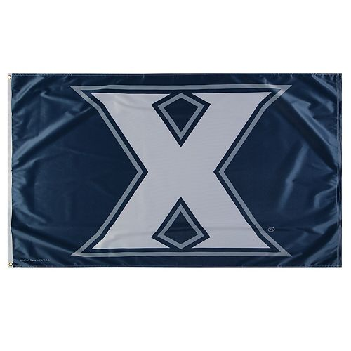 WinCraft Xavier Musketeers Deluxe 3' x 5' One-Sided Flag