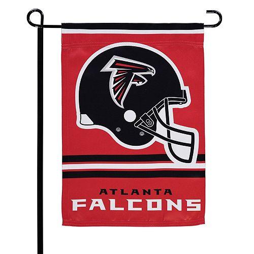 """WinCraft Atlanta Falcons 12"""" x 18"""" Double-Sided Garden Flag"""