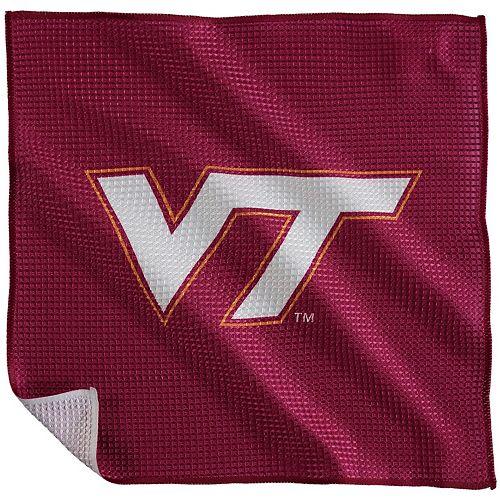 """Virginia Tech Hokies 16"""" x 16"""" Microfiber Towel"""