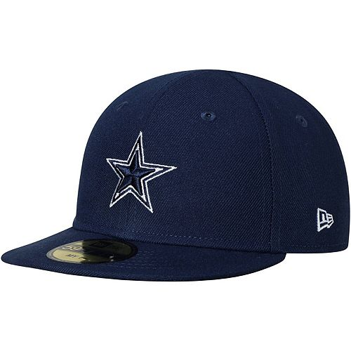 Infant New Era Navy Dallas Cowboys My First 59FIFTY Fitted Hat