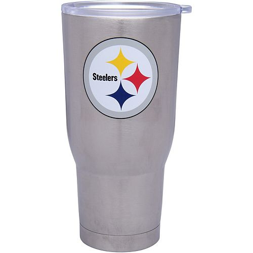 Pittsburgh Steelers 32oz. Stainless Steel Keeper Tumbler