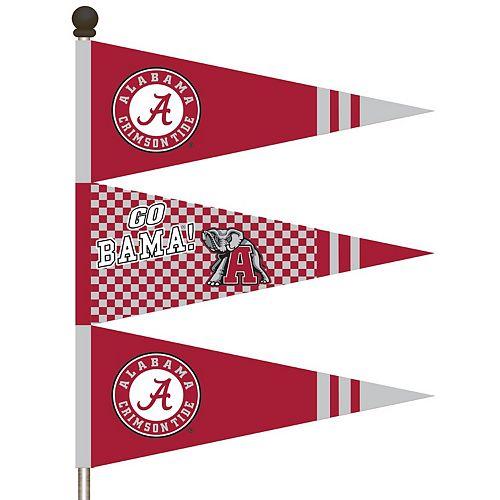 Alabama Crimson Tide Wind Spinner
