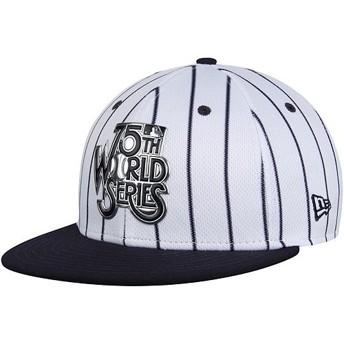 Men's New Era White New York Yankees 1978 Championship Collection 9FIFTY Snapback Adjustable Hat